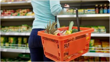 Росстат: продукты в РФ в феврале дорожали в 5 раз быстрее чем вЕС